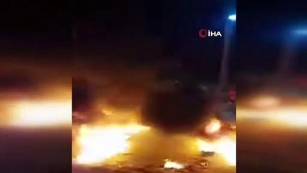 goz yasartici gaz -  - İsrail güçlerinden Gazze sınırında düzenlenen gösterilere müdahale: 18 Filistinli yaralandı