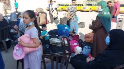 - Mısır, Refah Sınır Kapısı'nı çift yönlü geçişlere yeniden açtı