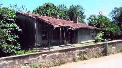 okul binasi -  57 yıllık atıl okul, sosyal tesise dönüştürüldü