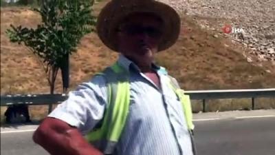 koy yollari -  Bilecik-Söğüt karayolu ulaşıma kapandı