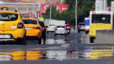 """yuzme -  """"Eyyam-ı bahur"""" sıcaklıkları nedeniyle İstanbul kavruluyor"""