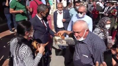 İYİ Parti Genel Başkanı Akşener:'Çankırı'da gördüklerimden çok memnun kaldım'