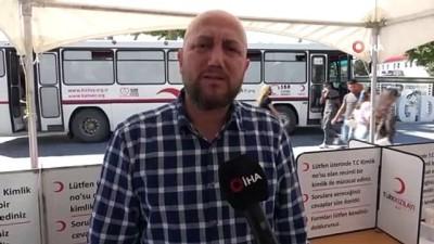 """kok hucre -  Kızılay Niğde Şube Başkanı Gençoğlu: """"Koronavirüs geçirenler kan verebilir"""""""