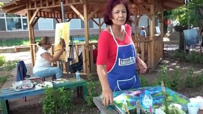 goc -  Ressamlar Samsun'da buluştu Videosu