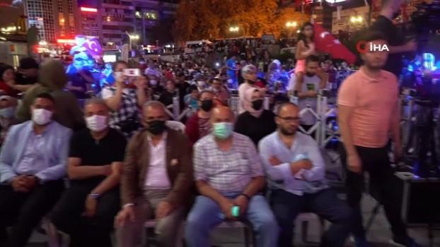 millet iradesi -  30 Ağustos Zafer Bayramı Gaziosmanpaşa'da coşkuyla kutlandı