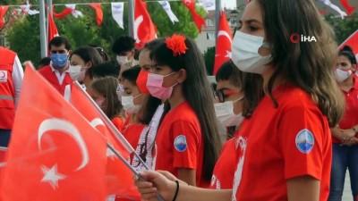 kahramanlik -  30 Ağustos Zaferi'ne Büyükçekmece'de coşkulu kutlama Videosu