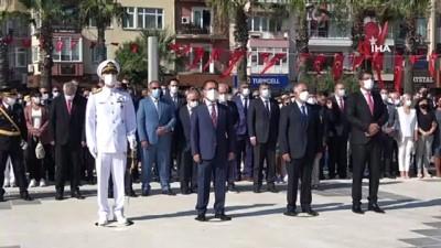 askeri personel -  - Çanakkale'de 30 Ağustos Zafer Bayramı kutlamaları Videosu