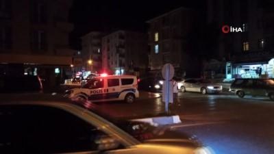 kahvehane -  Çorum'da silahlı kavga: 4 yaralı