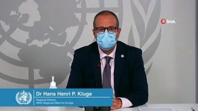 - DSÖ Avrupa: 'Tahminlere göre 1 Aralık'a kadar Avrupa'da 236 bin ölüm bekleniyor' - 'Halkın aşıyı kabul etmesi çok önemli' - 'Okullar açık olmalı'