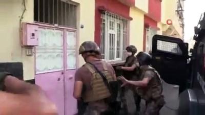 Gaziantep'te huzur operasyonu: 33 tutuklama
