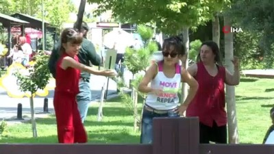 Keçiören, 30 Ağustos Zafer Bayramını özel çocuklarla kutladı