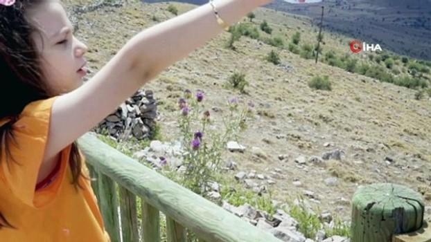 kiz cocugu -  Kocatepe'de 30 Ağustos Zafer Bayramı'nın 99. yılına özel çekilen kısa film büyük beğeni topladı