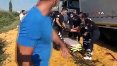 Manisa'da 5 araçlı zincirleme kaza: 3 ölü, 5 yaralı