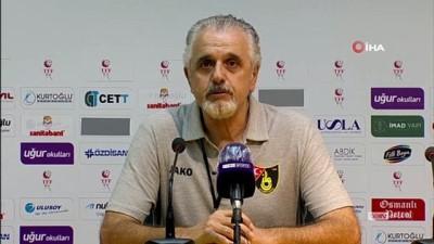 """Mehmet Hüseyin Dalgıç: """"Daha iyi bir İstanbulspor izlettireceğiz"""""""