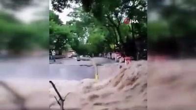 - Meksika'yı vuran Nora Kasırgası'nda bir çocuk hayatını kaybetti