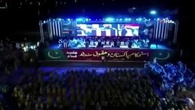 muhalefet -  - Pakistan'da hükümet karşıtı protesto