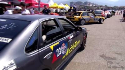 ekonomi - Red Bull Car Park Drift'te Berfu Tutumlu mutlu sona ulaştı