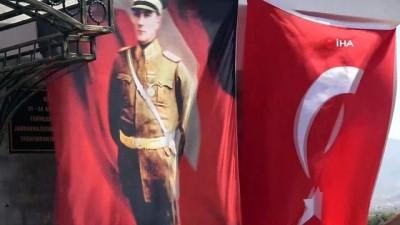 Tarihi Murat Köprüsü Karakolu hizmete açıldı