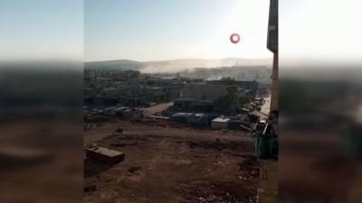 - Terör örgütü PKK'dan Afrin'e saldırı: 6 yaralı