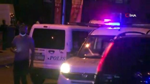 saglik ekibi -  Başkent'te eski eş cinayeti: 1 ölü, 3 yaralı