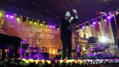 Büyükçekmece'de 30 Ağustos Zafer Bayramına özel konser