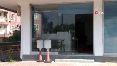 cinayet -  Azra'nın katil zanlısının iş yeri saldırıya uğradı