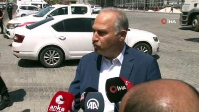 kahramanlik -  - CHP Ankara Milletvekili Gök, üniversite şantiyesinde çıkan yangınla ilgili açıklamalarda bulundu Videosu