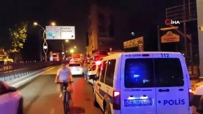 cevik kuvvet -  Gece kulübü önünde silahlı çatışma: 2 yaralı