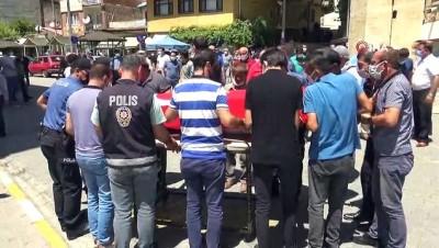 polis memuru -  - Kansere yenik düşen 2 çocuk babası polis memuru toprağa verildi