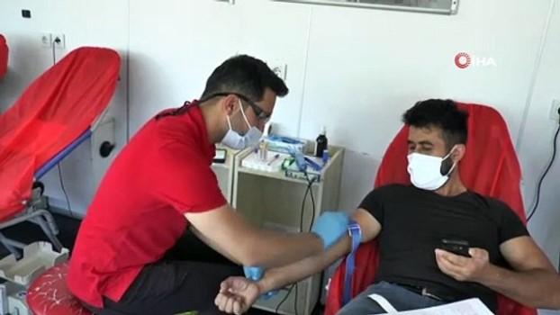 kok hucre -  'Pandemi döneminde kan vermekten korkmayın'