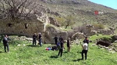 medeniyetler -  Şırnak Gabar Dağında bin 700 yıllık Manastır keşfedildi