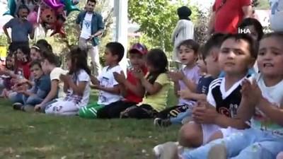 isaf -  Tatvan Belediyesi Çocuk Şenlikleri devam ediyor