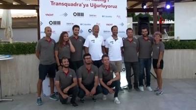misyon - Türk yelken takımı Alize Ocean Racing, zorlu okyanus yarışı için yola çıktı Videosu