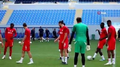 dolar - Yiğidolar, Dinamo Batumi maçına hazır