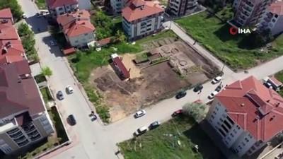 hatira fotografi -  Bilecik'te tesadüfen bulunan ve içinde 9 bin yıllık kalıntılar çıkan alanı kurtarma kazıları tamamlandı