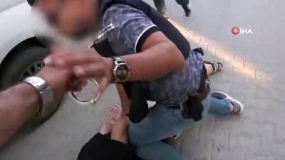 bicakli saldiri -  DEAŞ'lı eylem için talimat beklerken yakalandı