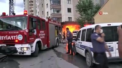 cokme -  İş yerinin küle döndüğü yangında ağır yaralanan şahıs 42 gün sonra yaşamını yitirdi