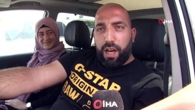 gurbetci -  Kapıkule'de gurbetçiler akın akın geri dönüyor Videosu