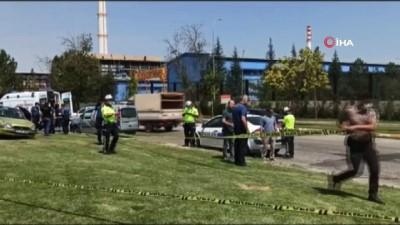 a haber -  Uzman Çavuş eşini almaya giderken kazada hayatını kaybetti