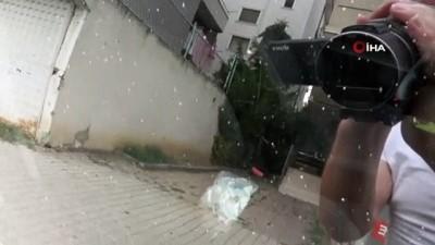 a haber -  Anadolu Yakası'na kül yağdı