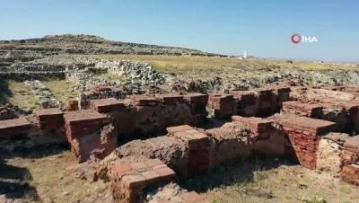 ihale -  -Hitit krallarının yazlığı Sarissa Antik kenti turizme kazandırılacak