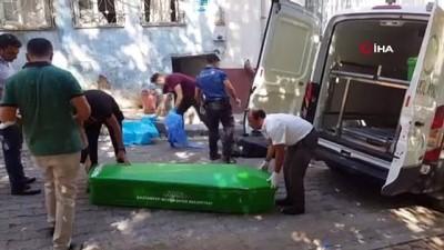 bicakli saldiri -  Husumetlisini bıçaklayarak öldüren katil zanlısı yakalandı