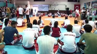 masa tenisi - Şanlıurfa 275 sporcunun terfi sınavına ev sahipliği yaptı