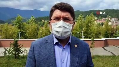 """misyon -  TBMM Adalet Komisyonu Başkanı Tunç'tan Akşener'e: """"Tavrı çok incitici ve yanlış"""" Videosu"""