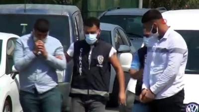 nayet zanlisi -  Cinayet zanlısı ağabey ve kardeşi tutuklandı