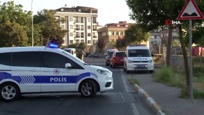 havai fisek -  Sultanbeyli'de geri dönüşüm alanında çıkan yangın kontrol altına alındı