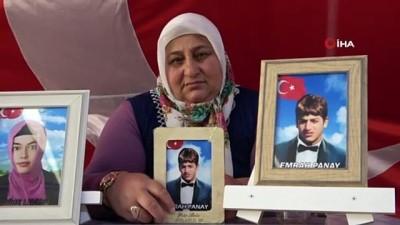 oturma eylemi -  Yüreği yanık baba Bingöl: 'PKK dağdan gelip kaçırmıyor, HDP yolluyor'
