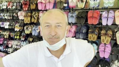 gurbetci -  Fındık sezonunda lastik ayakkabılara talep artıyor Videosu