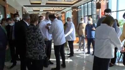 HKÜ Gastronomi ve Mutfak Sanatları Bölümü açıldı