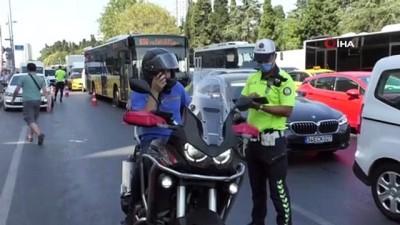 emniyet kemeri -  İstanbul'da bir haftada 39 bin 917 sürücüye ceza yazıldı